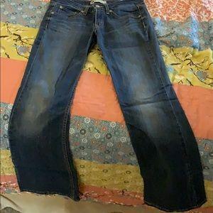 Levi's Jeans - Levi's Super Low 518 Size 2